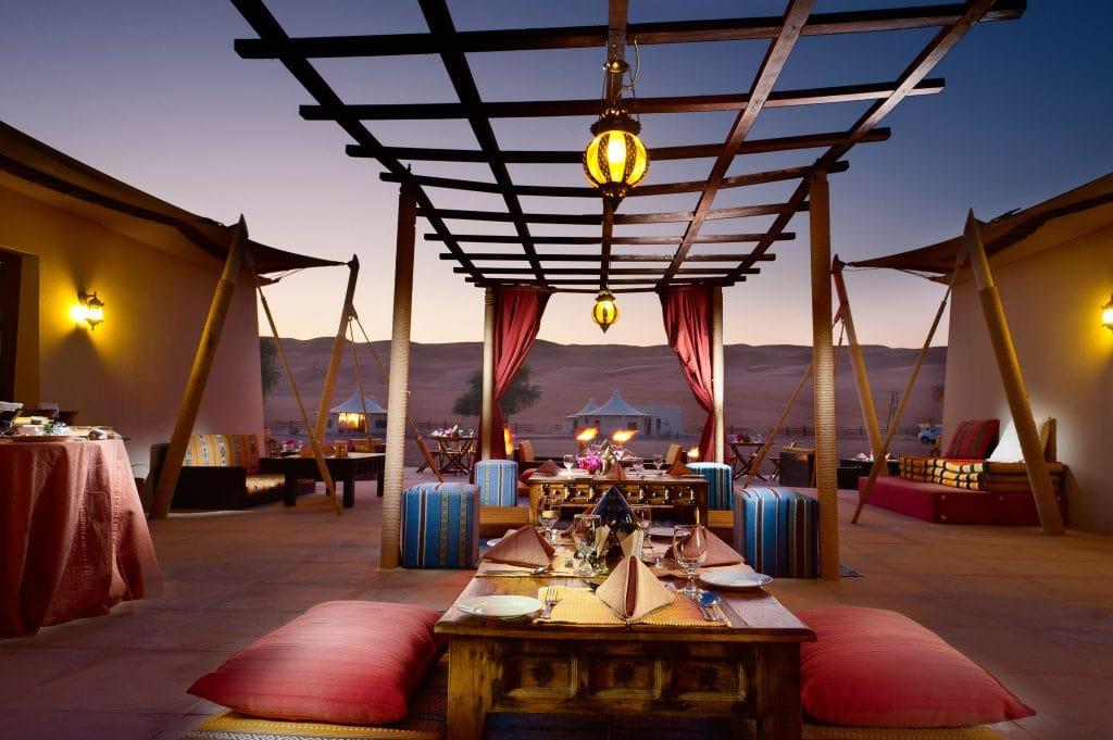 Desert nights Camp 5