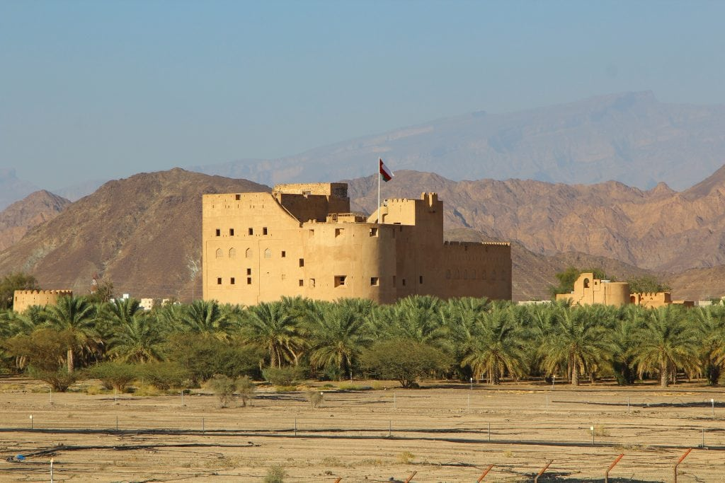 Fort Jabreen Castle 63