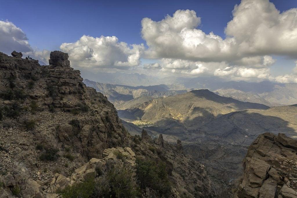 Geology Mountainous Region