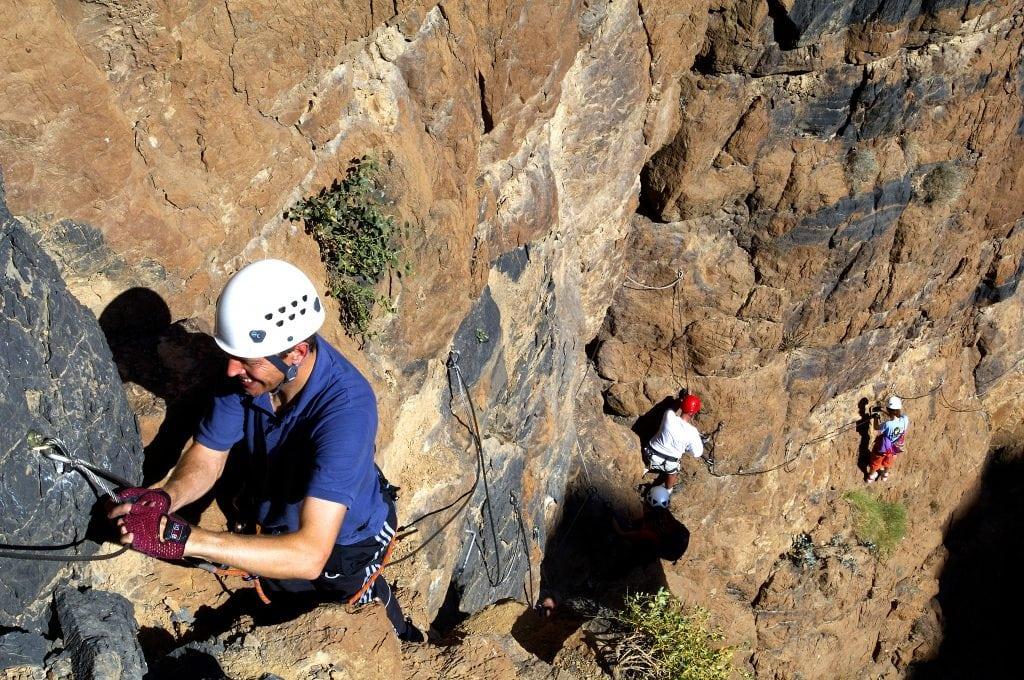 Mountian Climbing Snake Gorge