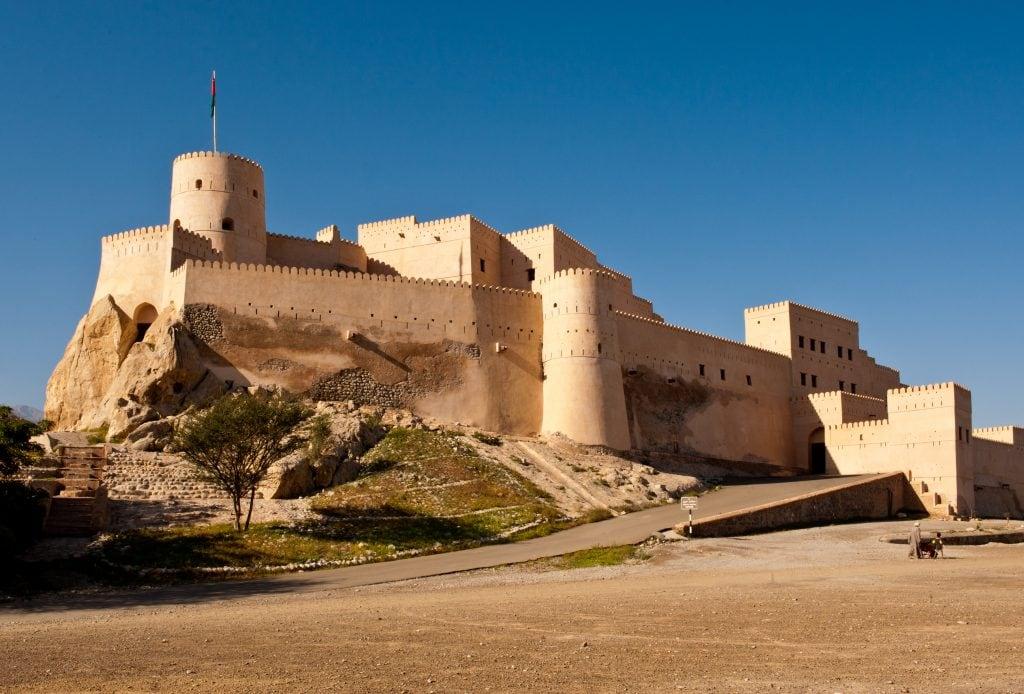 Nakhal Fort Al Batinah 6
