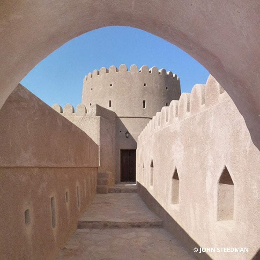 Places to explore ADhahirah Bayt AlMarah Castle