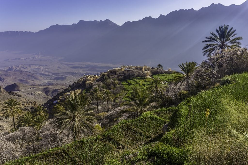 Village of Wakan Al Batinah 2 1